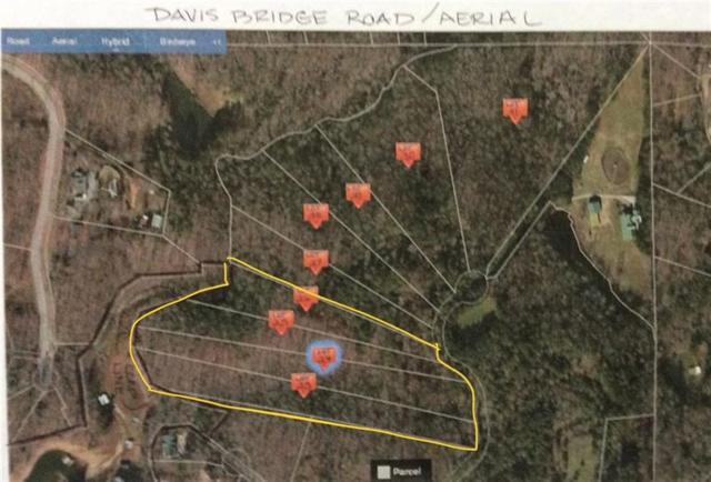 0 Davis Bridge Road, Gainesville, GA 30506 (MLS #5982482) :: The Russell Group