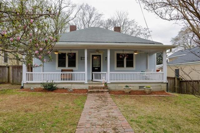 1972 Whittier Avenue NW, Atlanta, GA 30318 (MLS #5982486) :: The Hinsons - Mike Hinson & Harriet Hinson