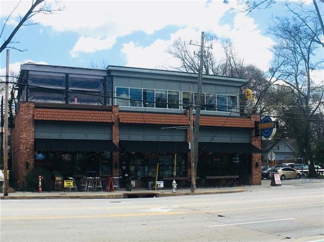337 Moreland Avenue NE, Atlanta, GA 30307 (MLS #5982553) :: North Atlanta Home Team