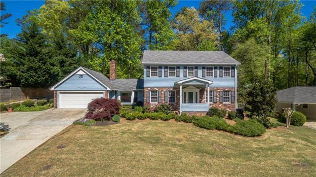 14 Brandon Ridge Drive, Sandy Springs, GA 30028 (MLS #5982563) :: North Atlanta Home Team