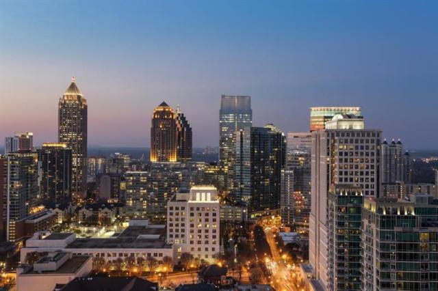 860 Peachtree Street NE #2803, Atlanta, GA 30308 (MLS #5982573) :: RE/MAX Paramount Properties