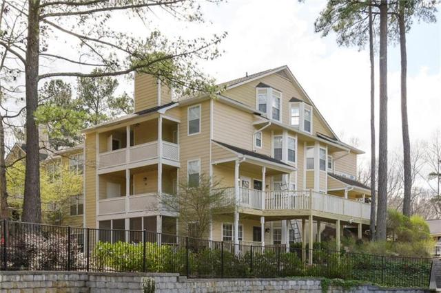 4001 Riverlook Parkway SE #201, Marietta, GA 30067 (MLS #5982653) :: The Justin Landis Group
