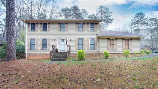 590 Post Road Drive, Stone Mountain, GA 30088 (MLS #5982688) :: The Russell Group