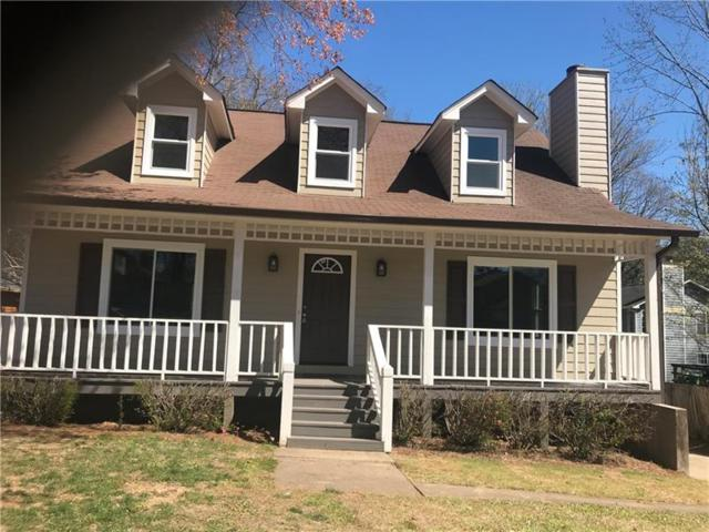 1169 Maude Way, Lawrenceville, GA 30043 (MLS #5982720) :: The Hinsons - Mike Hinson & Harriet Hinson