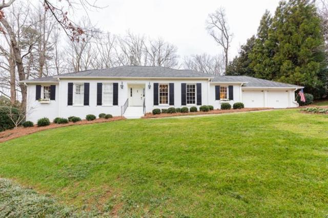 4730 Merlendale Drive, Atlanta, GA 30327 (MLS #5982748) :: The Hinsons - Mike Hinson & Harriet Hinson