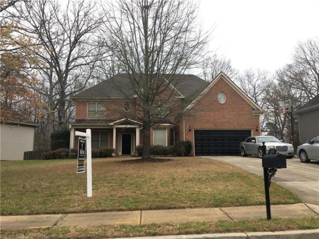 4447 Crestoak Drive, Smyrna, GA 30082 (MLS #5982825) :: Carr Real Estate Experts