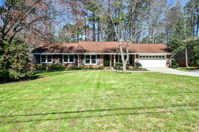 1722 W Nancy Creek Drive NE, Brookhaven, GA 30319 (MLS #5982852) :: Carr Real Estate Experts