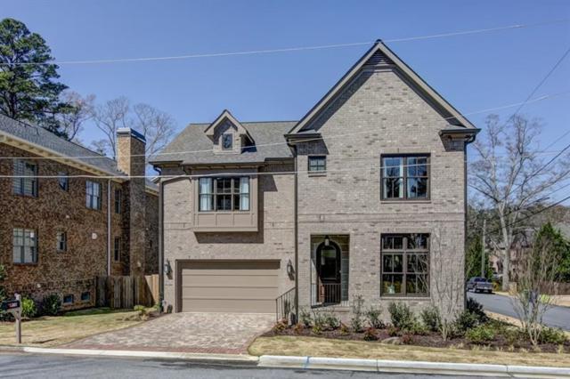 2778 Tallulah Drive NE, Atlanta, GA 30319 (MLS #5982869) :: Dillard and Company Realty Group