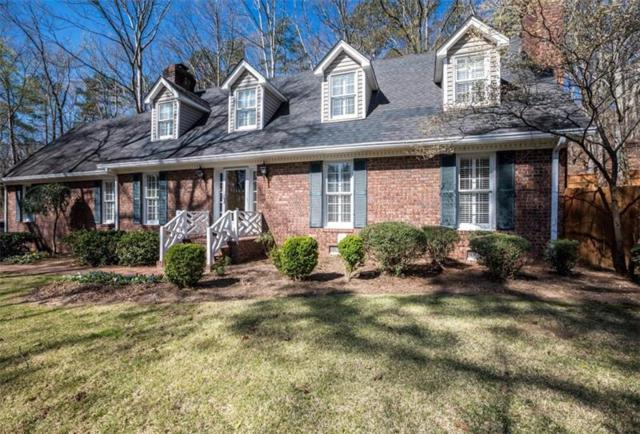 34 Huntington Road SW, Rome, GA 30165 (MLS #5982906) :: The Russell Group