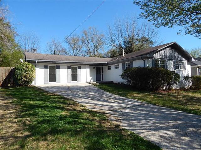 2775 Spring Drive SE, Smyrna, GA 30080 (MLS #5982942) :: Carr Real Estate Experts