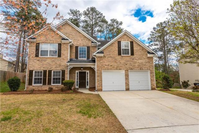 2957 Courtland Oaks Trail SW, Marietta, GA 30060 (MLS #5982986) :: Carr Real Estate Experts