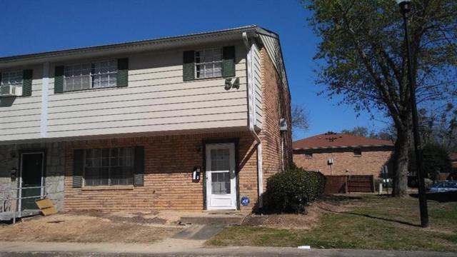 4701 Flat Shoals Road 54H, Union City, GA 30291 (MLS #5983053) :: The Bolt Group