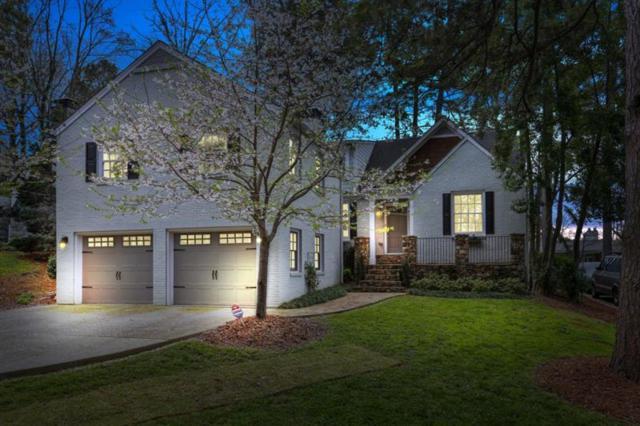 627 Hillpine Drive NE, Atlanta, GA 30306 (MLS #5983122) :: Dillard and Company Realty Group