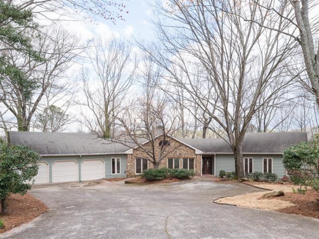 275 Crosstree Lane, Sandy Springs, GA 30328 (MLS #5983146) :: RE/MAX Paramount Properties