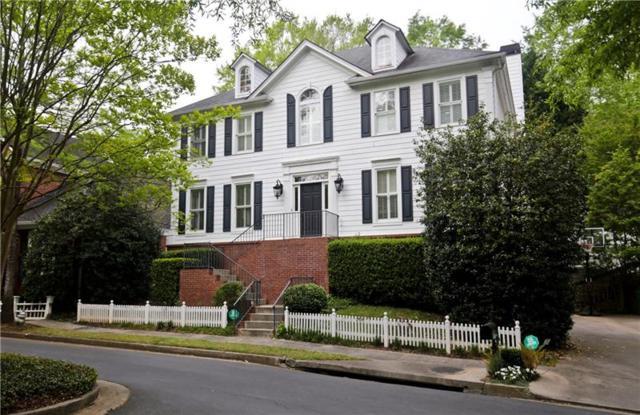 3185 Weston Place NW, Atlanta, GA 30327 (MLS #5983165) :: The Hinsons - Mike Hinson & Harriet Hinson