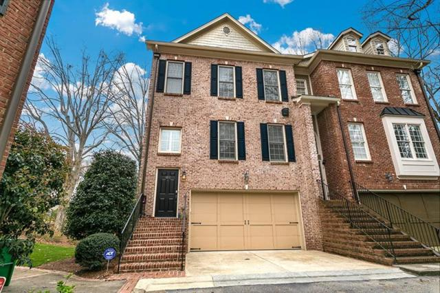 1532 Donaldson Park Drive, Brookhaven, GA 30319 (MLS #5983187) :: The Hinsons - Mike Hinson & Harriet Hinson