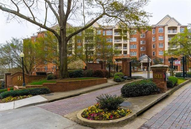 211 Colonial Homes Drive NW #2205, Atlanta, GA 30309 (MLS #5983211) :: Buy Sell Live Atlanta