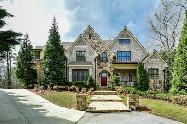 330 Long Glen Drive, Atlanta, GA 30327 (MLS #5983241) :: The Hinsons - Mike Hinson & Harriet Hinson