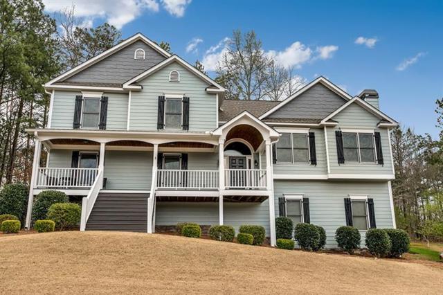 311 Madisons Way, Waleska, GA 30183 (MLS #5983252) :: Buy Sell Live Atlanta