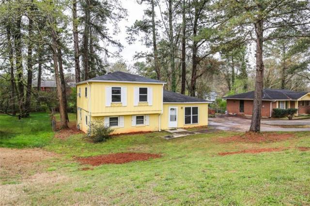 3141 Flat Shoals Road, Decatur, GA 30034 (MLS #5983266) :: The Hinsons - Mike Hinson & Harriet Hinson