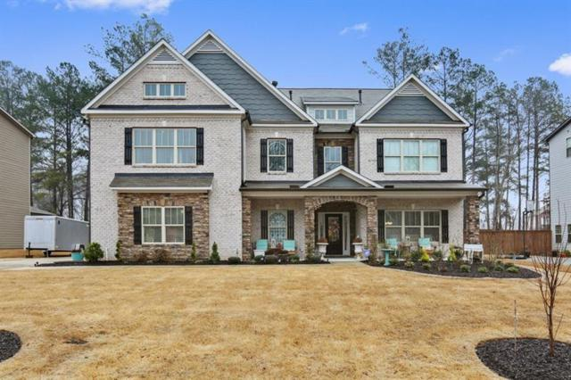 2789 Carrick Court, Powder Springs, GA 30127 (MLS #5983323) :: The Russell Group