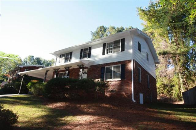 702 Webster Drive, Decatur, GA 30033 (MLS #5983339) :: The Russell Group