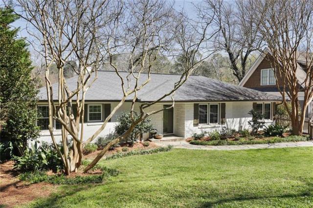 1800 Noble Drive NE, Atlanta, GA 30306 (MLS #5983363) :: Dillard and Company Realty Group