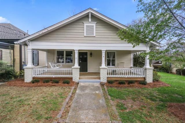 9 White Street NW, Atlanta, GA 30318 (MLS #5983366) :: The Hinsons - Mike Hinson & Harriet Hinson