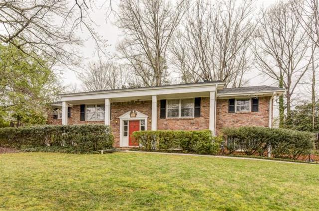 1426 Diamond Head Drive, Decatur, GA 30033 (MLS #5983412) :: The Hinsons - Mike Hinson & Harriet Hinson