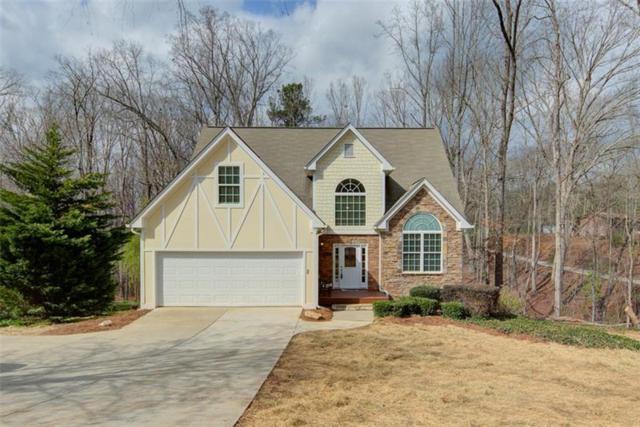 6595 A C Smith Road, Dawsonville, GA 30534 (MLS #5983472) :: North Atlanta Home Team