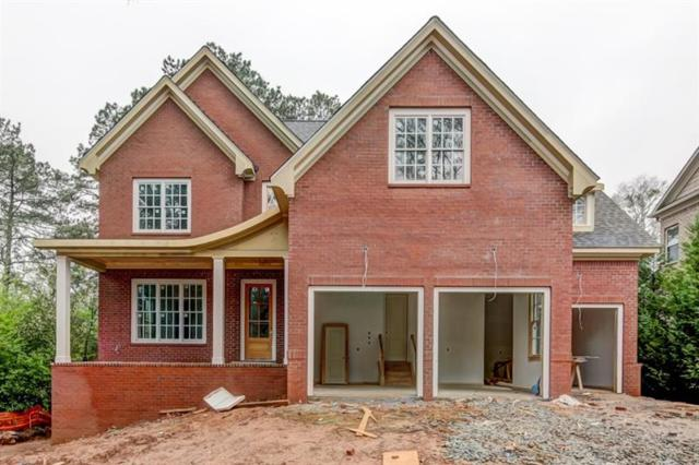 2566 Ashford Road NE, Brookhaven, GA 30319 (MLS #5983538) :: The Hinsons - Mike Hinson & Harriet Hinson