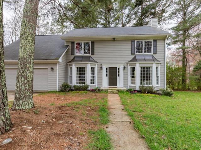 1820 Ledieu Road, Roswell, GA 30075 (MLS #5983577) :: North Atlanta Home Team