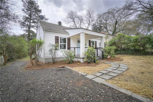 2585 Eastwood Drive, Decatur, GA 30032 (MLS #5983617) :: The Hinsons - Mike Hinson & Harriet Hinson