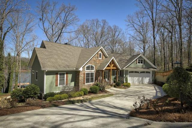 782 Chestatee Circle, Dawsonville, GA 30534 (MLS #5983693) :: The Bolt Group