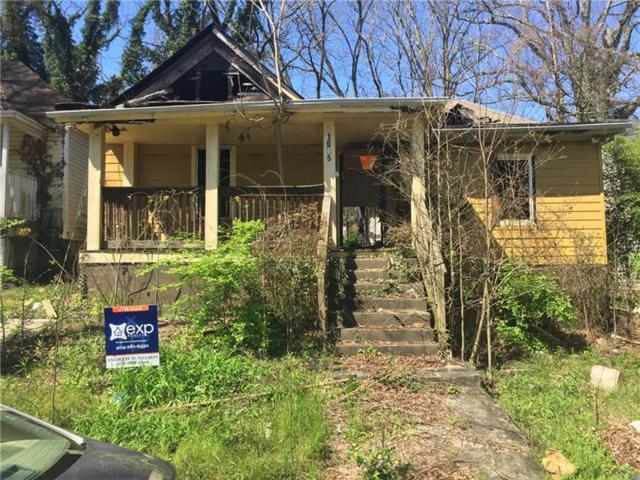 1095 Sims Street SW, Atlanta, GA 30310 (MLS #5983738) :: The Hinsons - Mike Hinson & Harriet Hinson