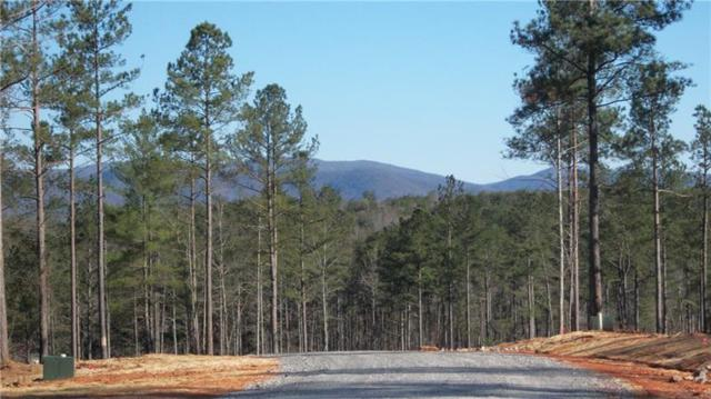 Lot 6 Station Gap, Dahlonega, GA 30533 (MLS #5983748) :: RE/MAX Paramount Properties