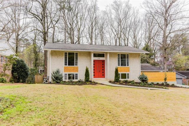 2126 Heritage Drive NE, Atlanta, GA 30345 (MLS #5983755) :: The Hinsons - Mike Hinson & Harriet Hinson
