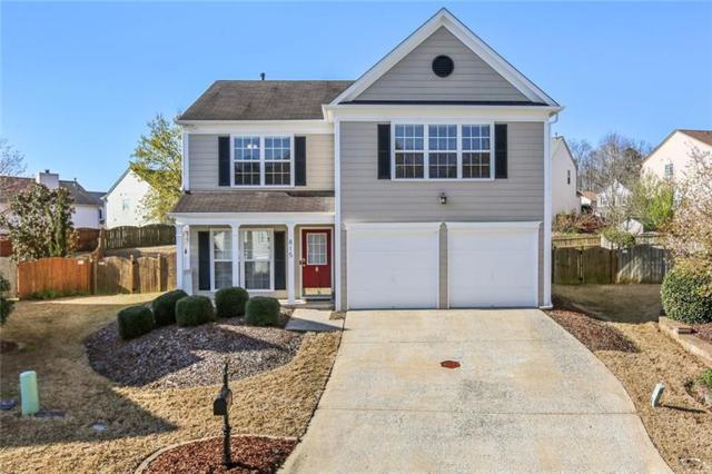815 Cataya Cove, Woodstock, GA 30188 (MLS #5983812) :: Path & Post Real Estate