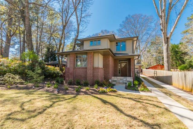 623 Ansley Street, Decatur, GA 30030 (MLS #5983834) :: Path & Post Real Estate