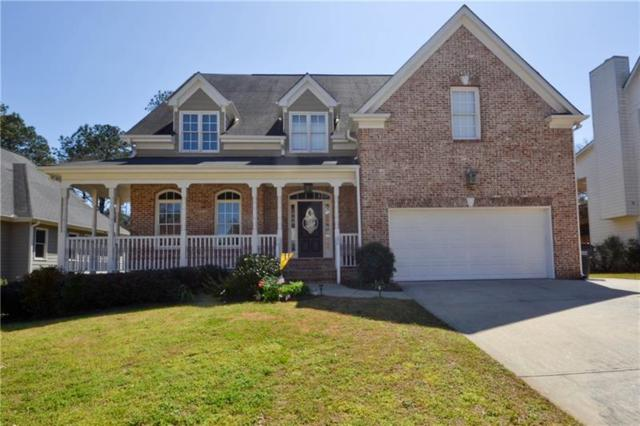 1672 Sweet Branch Trail, Grayson, GA 30017 (MLS #5983918) :: Carr Real Estate Experts