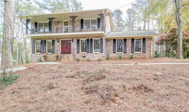 2491 Overlook Way, Atlanta, GA 30345 (MLS #5983945) :: Carr Real Estate Experts