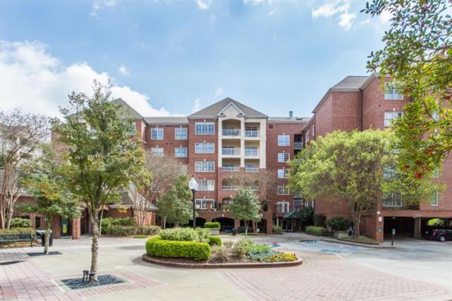 211 Colonial Homes Drive #1509, Atlanta, GA 30309 (MLS #5983949) :: The Holly Purcell Group