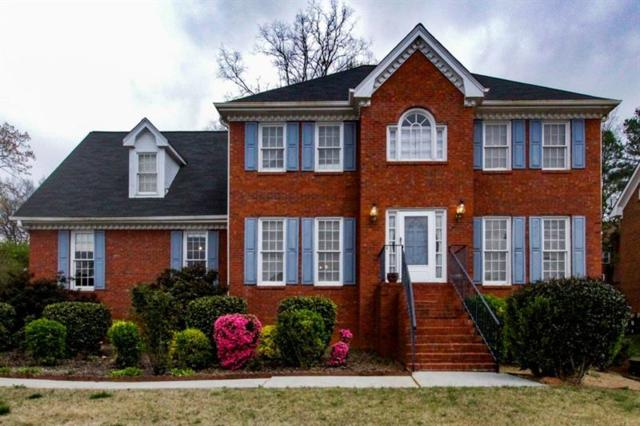 5576 Wilderness Trace, Stone Mountain, GA 30087 (MLS #5983960) :: The Bolt Group