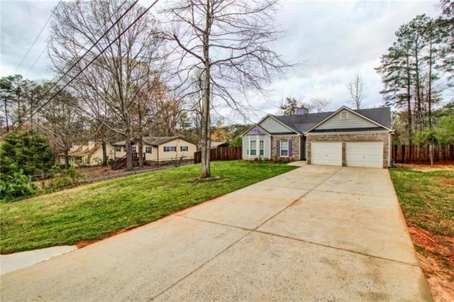 3592 Hogan Drive NW, Kennesaw, GA 30152 (MLS #5983978) :: North Atlanta Home Team