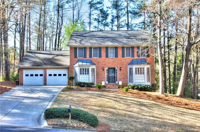 705 Greenvine Place, Roswell, GA 30076 (MLS #5983985) :: Carr Real Estate Experts