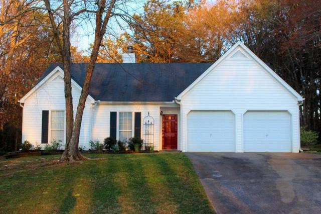 4117 Chanticleer Drive NW, Kennesaw, GA 30152 (MLS #5983999) :: Carr Real Estate Experts