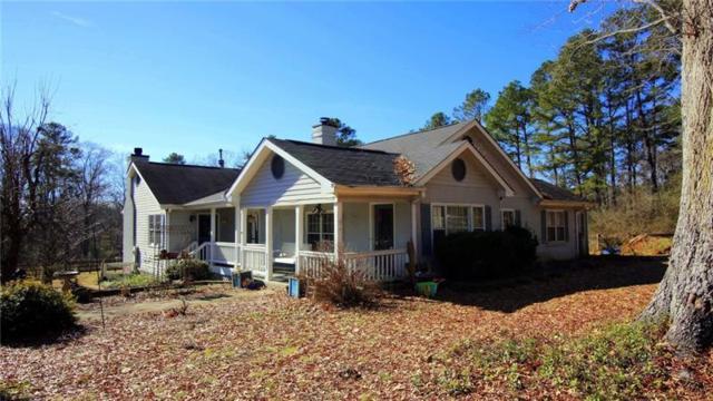 15585 Thompson Road, Milton, GA 30004 (MLS #5984009) :: RE/MAX Paramount Properties
