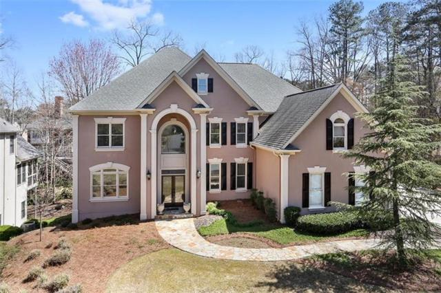 2321 Edgemere Lake Circle, Marietta, GA 30062 (MLS #5984016) :: The Bolt Group