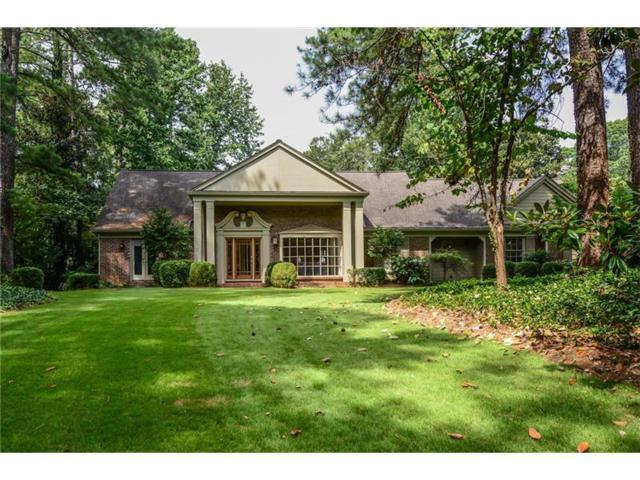 3135 Spalding Drive, Sandy Springs, GA 30350 (MLS #5984088) :: The Holly Purcell Group