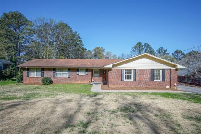 7 Weathers Road SW, Rome, GA 30165 (MLS #5984129) :: Carr Real Estate Experts